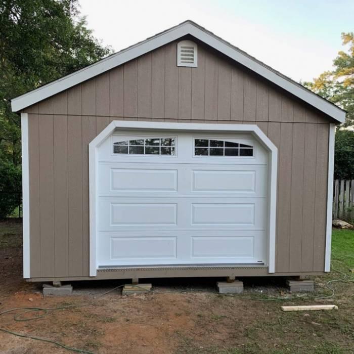 Garage United Portable Buildings Reviews, Garage Reviews