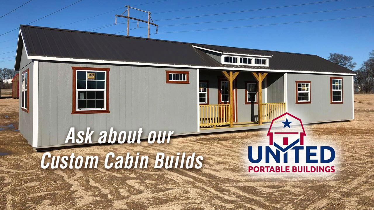 United Portable Buildings: Your Portable Building Source